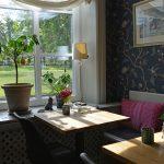 Frukostmatsal utsikt fönster